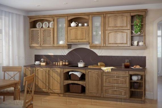 Кухня «Дубрава»